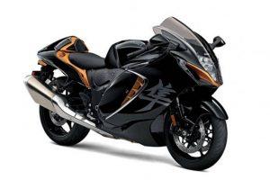 Les 10 motos les plus puissantes