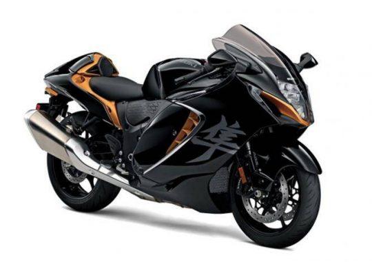 Top 10 des motos plus puissantes du monde